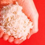stop eating rice