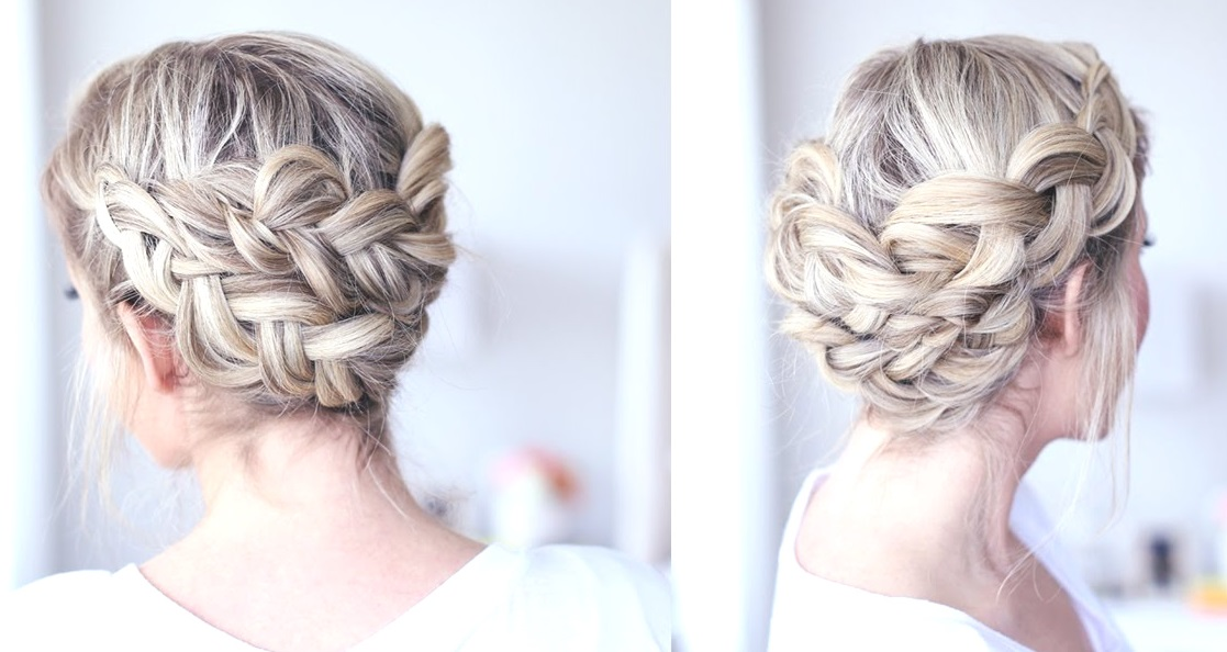 Super Easy Hairstyle To Restaurants2